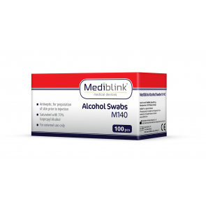 MEDIBLINK Alcohol Swabs M140