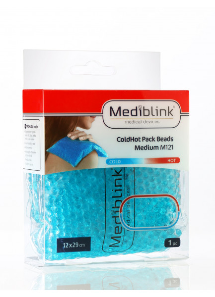 MEDIBLINK Cold/Hot pack beads, M 12 x 29 cm M121