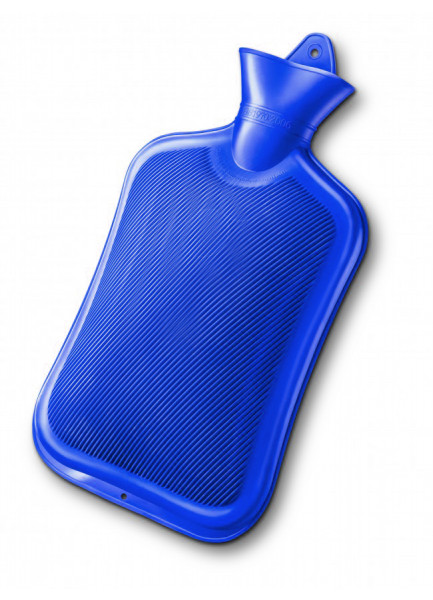 MEDIBLINK Hot Water Bottle 2L, Blue M101