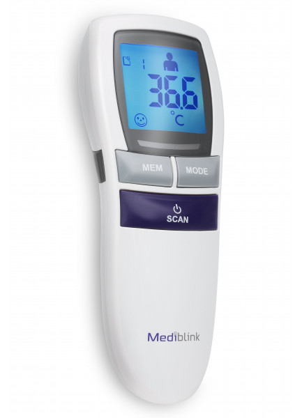 MEDIBLINK Non-Contact Thermometer 6in1 M320